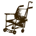 doodle Wheelchair - PhotoDune Item for Sale