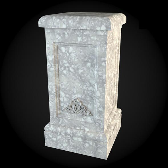 3DOcean Pedestal 026 6249088