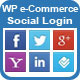 WP e-Commerce Social Login - WordPress plugin - CodeCanyon Item for Sale