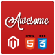 Awesome: The Multipurpose Magento Theme - ThemeForest Item for Sale