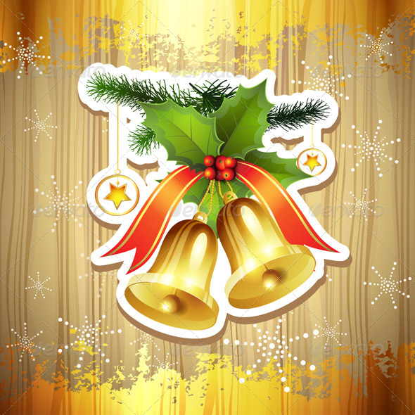 GraphicRiver Christmas Bells 6251498