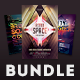 Party Flyer Bundle Vol.13 - GraphicRiver Item for Sale