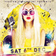 Super Saturday Flyer - GraphicRiver Item for Sale
