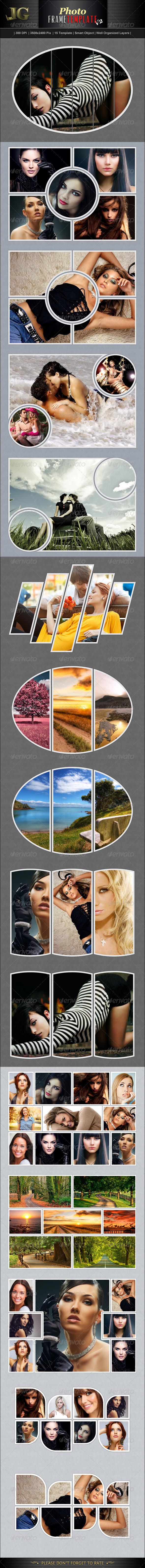GraphicRiver Photo Frames V2 6253303