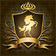The Unicorn Shield - GraphicRiver Item for Sale