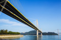 Suspension bridge in Hong Kong - PhotoDune Item for Sale