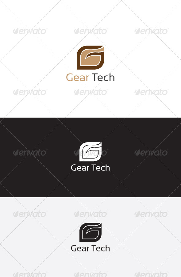 GraphicRiver G Letter Logo Template 6255108