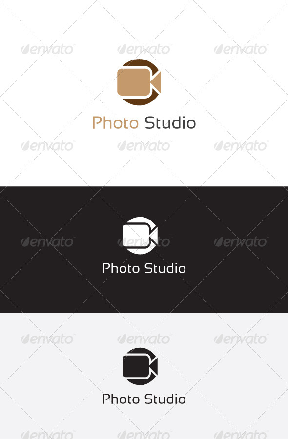 GraphicRiver Photo Studio Logo Template 6255129