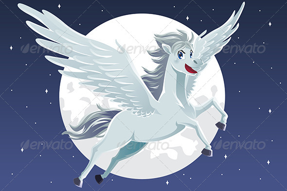GraphicRiver Pegasus 6255232