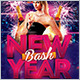 New Year Bash Club Flyer Template - GraphicRiver Item for Sale