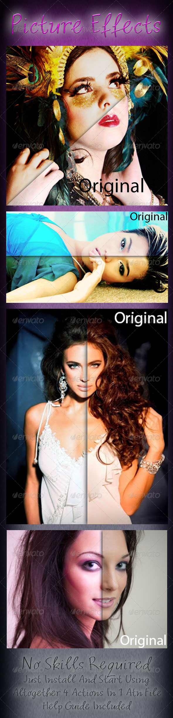 GraphicRiver Picture Effects 6261759