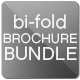 Bi-Fold Business Brochure Bundle - GraphicRiver Item for Sale