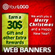Christmas Gift Campaign 002 Web Banners - GraphicRiver Item for Sale