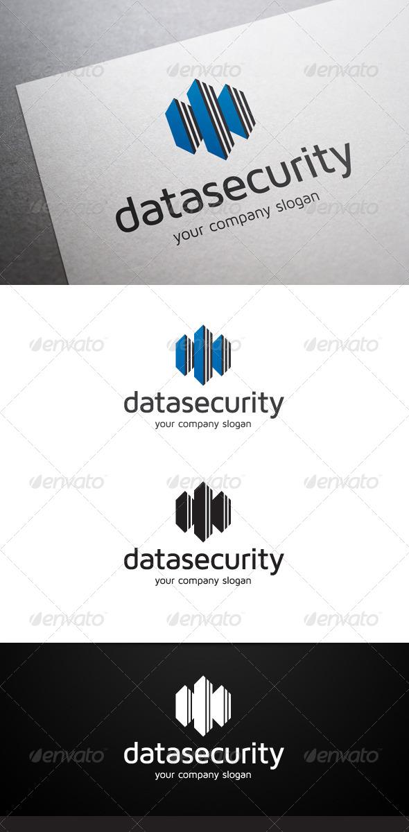 GraphicRiver Data Security Logo 6262964