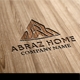 Abraz Home Logo - GraphicRiver Item for Sale
