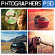 Facebook Photographers 3 - GraphicRiver Item for Sale