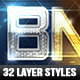 32 Bling Bling And Luxury Styles - GraphicRiver Item for Sale
