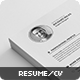 Clean Resume+ - GraphicRiver Item for Sale