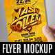 Photorealistic Flyer Mockup - GraphicRiver Item for Sale
