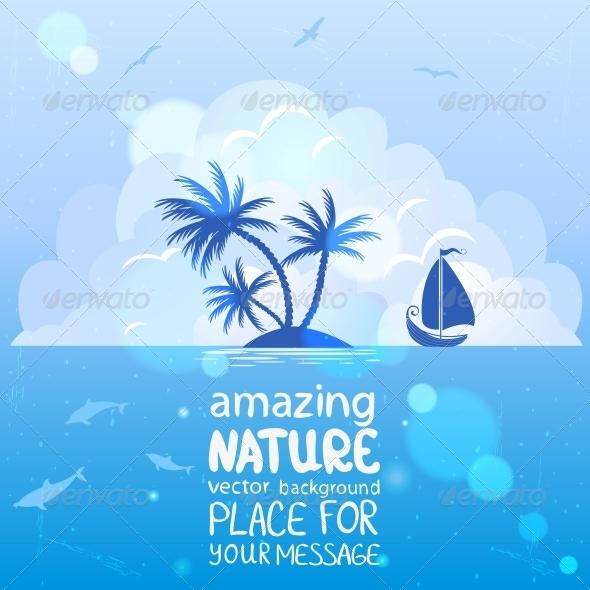 GraphicRiver Island 6269041