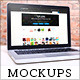 10 Laptop Mock-ups Vol.3 - GraphicRiver Item for Sale
