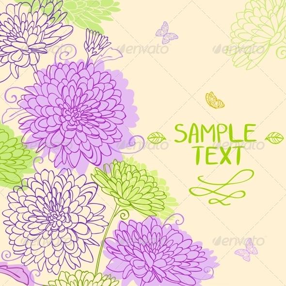 GraphicRiver Flowers Design 6269294