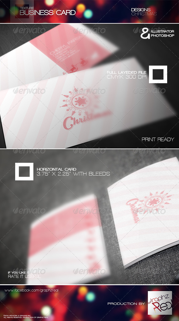 GraphicRiver Business Card 007 6263793