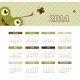 Calendar 2014 - GraphicRiver Item for Sale