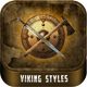 Viking Styles - GraphicRiver Item for Sale