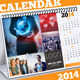 2014 Desk Calendar - GraphicRiver Item for Sale