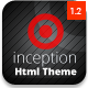 Inception Theme Responsive HTML - ThemeForest Item for Sale