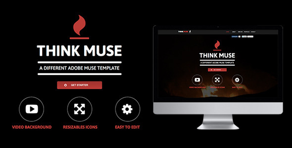 Think Muse Template