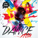Dance Mix Flyer - GraphicRiver Item for Sale