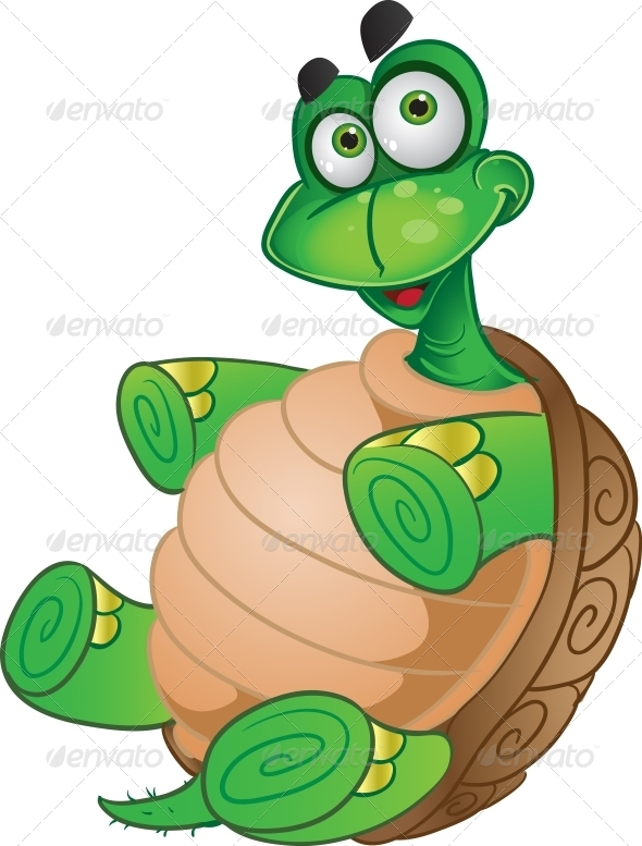 GraphicRiver Tortoise 6278409