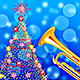 Christmas Fanfare Logo 4
