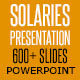 Solaries Powerpoint Template Business Presentation - GraphicRiver Item for Sale