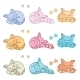 Sleeping Cats - GraphicRiver Item for Sale
