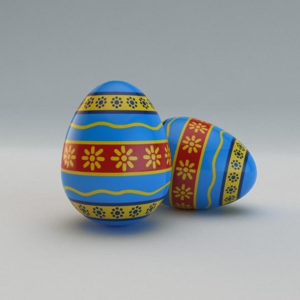 3DOcean Easter Egg 6260276