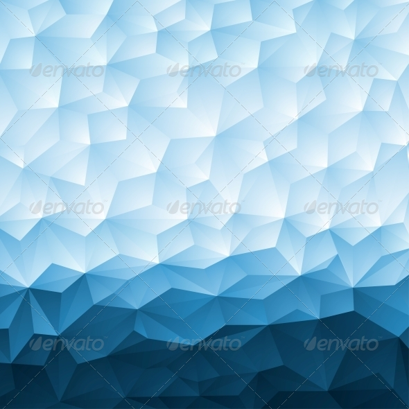 GraphicRiver Abstract Blue Background 6278975
