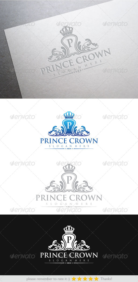 GraphicRiver Prince Crown 6279232