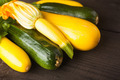 Yellow and green zucchini - PhotoDune Item for Sale