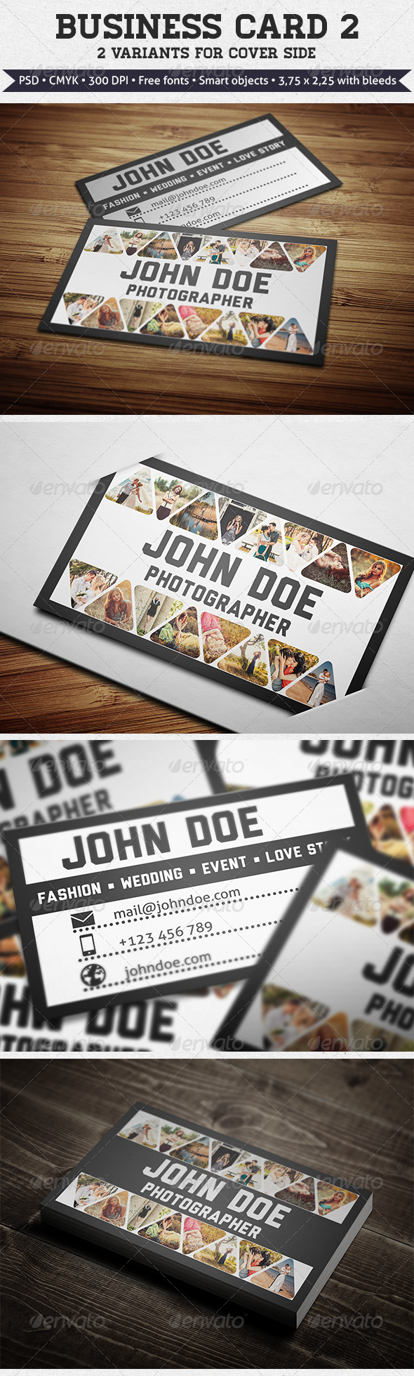 GraphicRiver Business Card 2 6280068