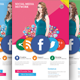 Social Media Marketing Flyer Template - GraphicRiver Item for Sale