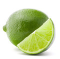 Citrus lime fruit isolated on white background cutout - PhotoDune Item for Sale