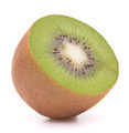 Sliced kiwi fruit half - PhotoDune Item for Sale