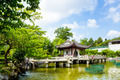 Traditional pavilion in Chinese garden - PhotoDune Item for Sale