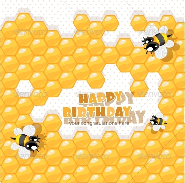 GraphicRiver So Sweet Birthday 6284620