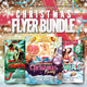 Christmas Event Flyer Bundle - GraphicRiver Item for Sale