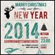 Christmas and New Year Flyer - GraphicRiver Item for Sale