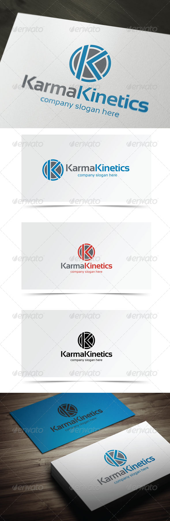 GraphicRiver Karma Kinetics 6289029